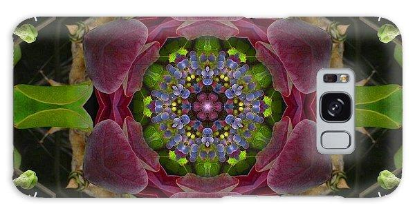 Grapevine Portal Mandala Galaxy Case