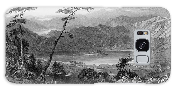 Grasmere Galaxy Case - Grasmere Lake From Butter  Crags by Mary Evans Picture Library