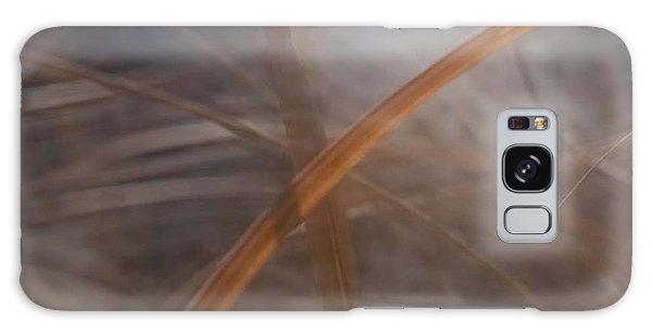 Grass - Abstract 1 Galaxy Case