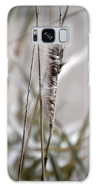 Galaxy Case featuring the photograph Grass by Gerald Greenwood