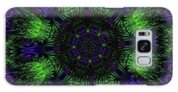 Grass Views Kaleidoscope Galaxy Case