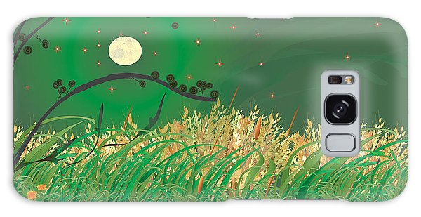 Grasses In The Wind Galaxy Case