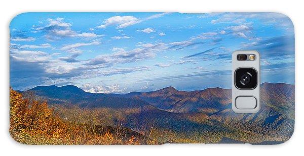 Graybeards Mountain Galaxy Case by Debra Crank