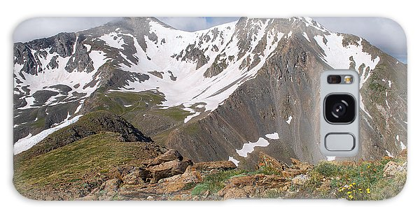 Grays And Torreys Peak Galaxy Case by Aaron Spong