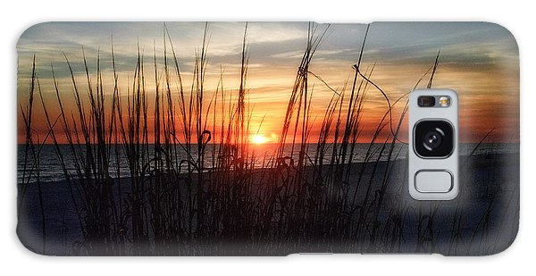 Grayton Beach Sunset 3 Galaxy Case