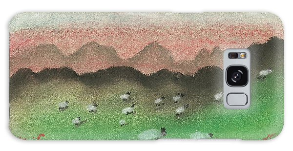 Grazing In The Hills Galaxy Case