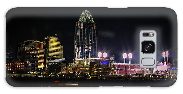 Great American Ball Park Galaxy Case