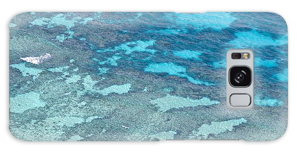 Great Barrier Reef From The Air Galaxy Case