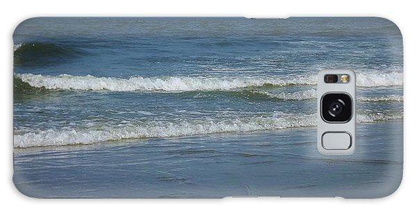Great Beach Day Galaxy Case by John Wartman
