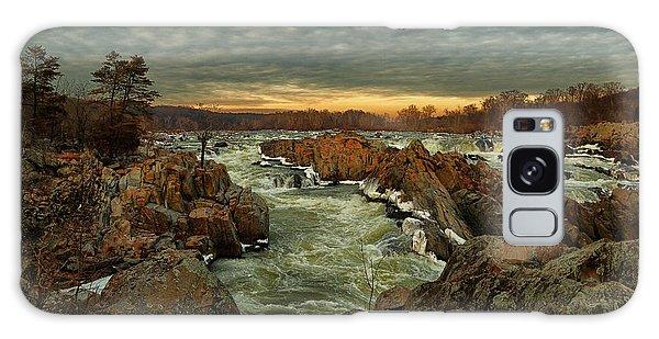 Great Falls Virginia Winter 2014 Galaxy Case