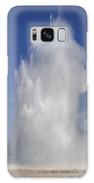 Great Fountain Burst Galaxy Case