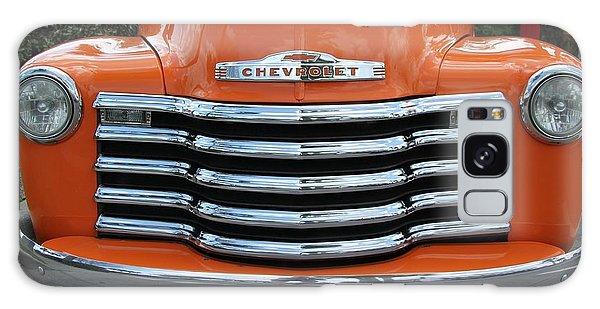 Great Pumpkin Chevrolet II Galaxy Case by Dodie Ulery
