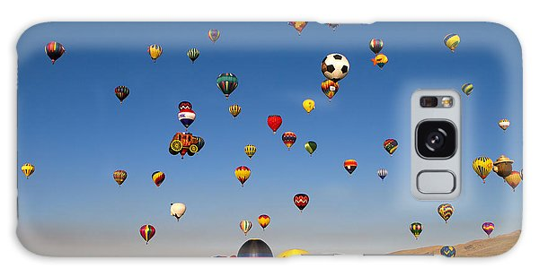 Great Reno Balloon Race Galaxy Case