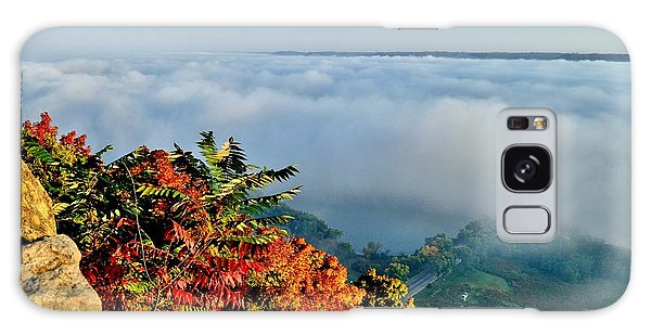 Great River Road Fog Galaxy Case