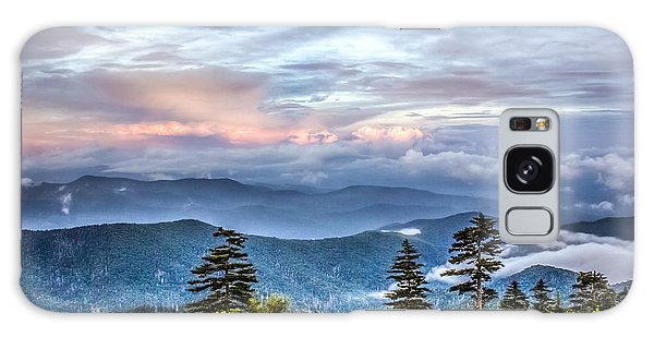 Great Smoky Mountains Galaxy Case by Rob Sellers