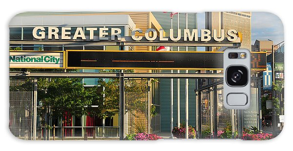D8l-245 Greater Columbus Convention Center Photo Galaxy Case