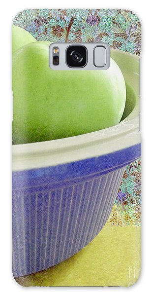 Green Apples Galaxy Case