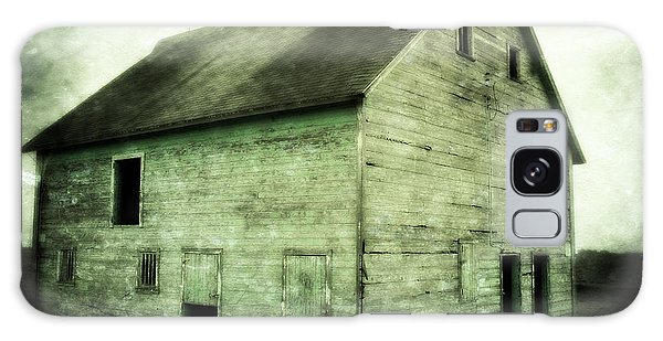 Green Barn Galaxy Case