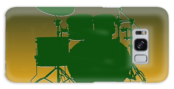 Green Bay Packers Drum Set Galaxy Case