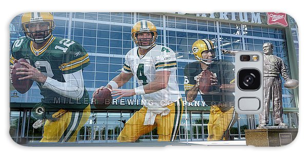 Green Bay Packers Lambeau Field Galaxy Case