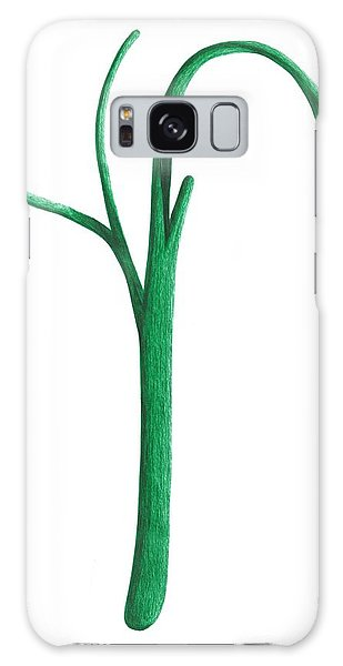 Green Branche Galaxy Case