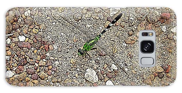 Green Dragon Galaxy Case
