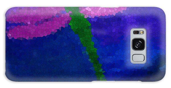 Green Dragonfly Galaxy Case by Anita Lewis
