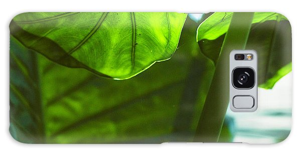 Green Leaf Trilogy IIi Galaxy Case