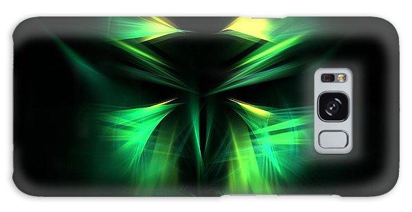 Green Man Galaxy Case