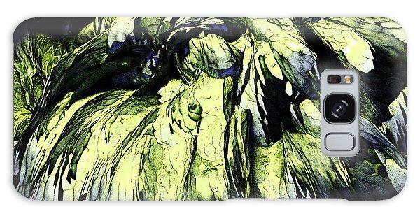 Green Galaxy Case by Matt Lindley