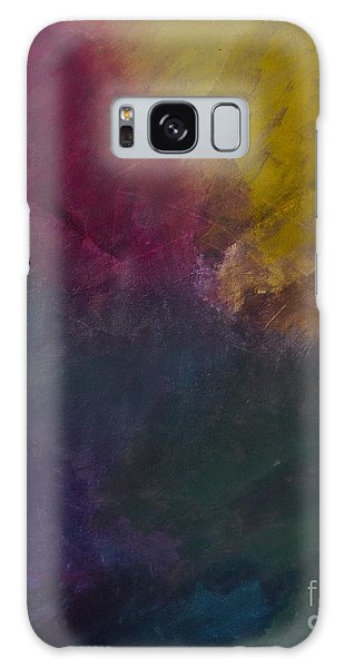 Green Pastures Galaxy Case