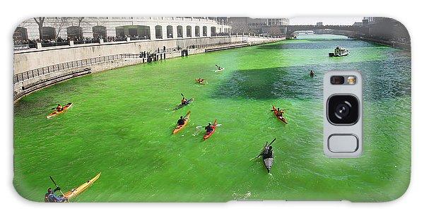 Green River Chicago Galaxy Case by Martin Konopacki