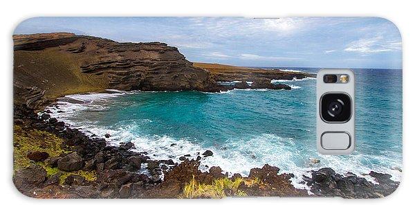Green Sand Beach Hawaii All Profits Go To Hospice Of The Calumet Area Galaxy Case