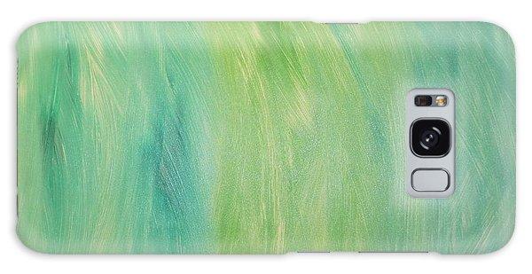 Green Shades Galaxy Case