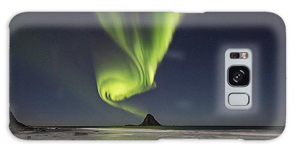 Green Smoke II Galaxy Case
