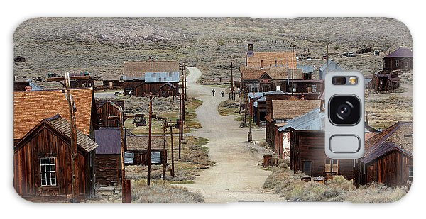 Bodie Galaxy Case - Green Street, Bodie Ghost Town by David Wall