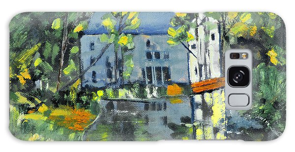 Green Township Mill House Galaxy Case
