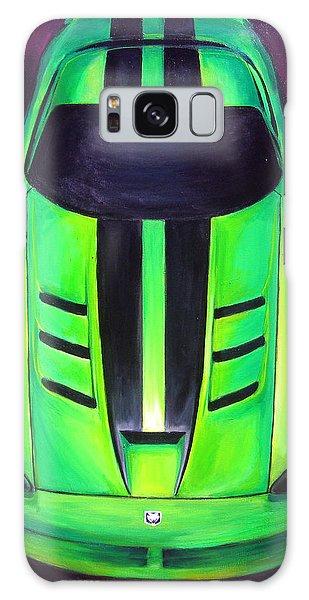 Green Viper Galaxy Case