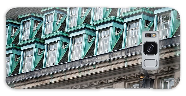 Green Windows Galaxy Case