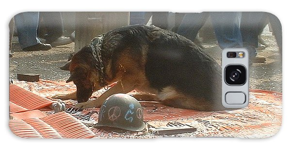 Greenpeace Dog Galaxy Case