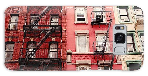 Greenwich Village  Galaxy Case by Kim Fearheiley