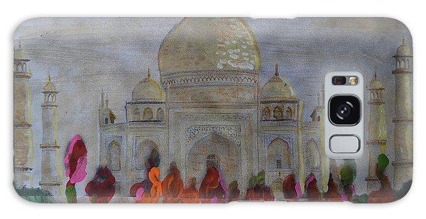 Greeting From The Taj Galaxy Case