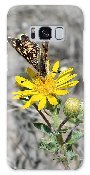 Greyed Butterfly Galaxy Case