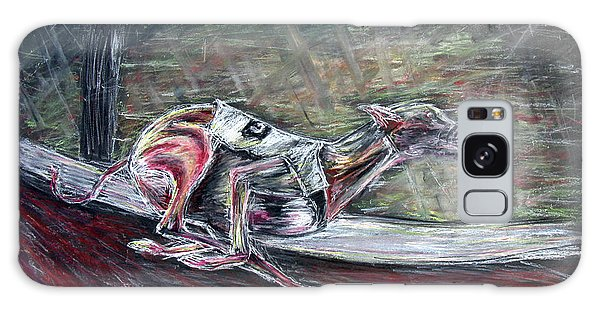 Greyhound Number Three Galaxy Case