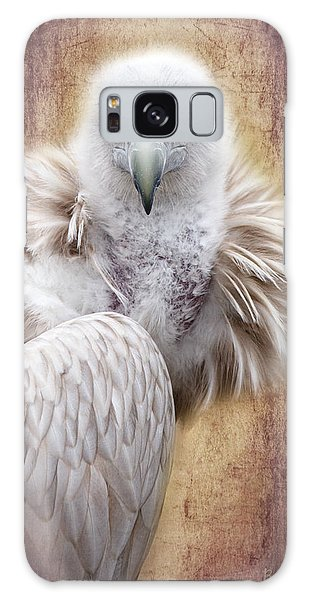 Griffon Vulture Galaxy Case by Barbara Orenya