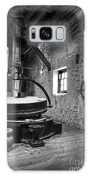 Grinder For Unmalted Barley In An Old Distillery Galaxy Case