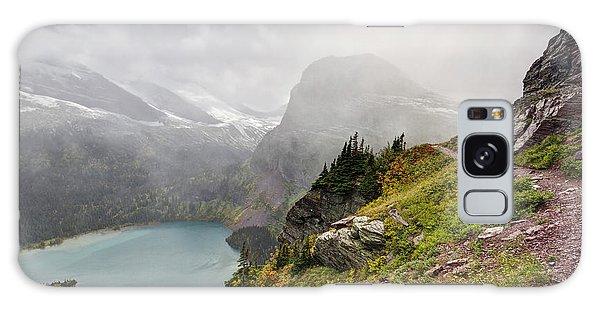 Grinnell Glacier Trail Galaxy Case