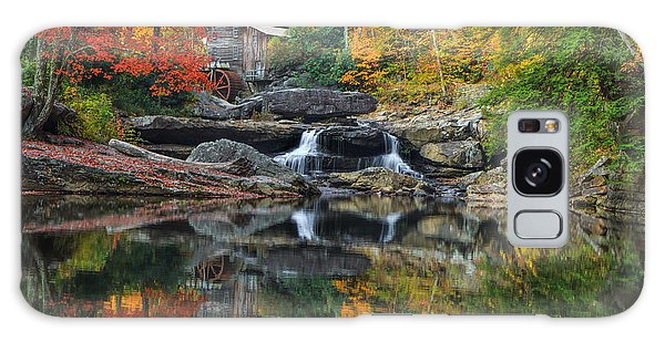 Grist Mill In The Fall Galaxy Case