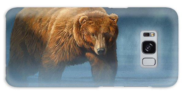 Grizzly Encounter Galaxy Case