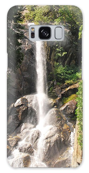 Grizzly Falls Galaxy Case by Mary Carol Story